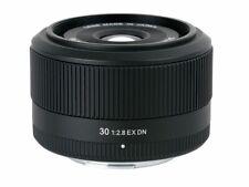 Sigma EX 30mm f/2.8 DN EX Lens For Panasonic/Olympus/Micro Four Thirds M4/3