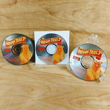 The Oregon Trail 3rd Edition Pioneer Adventures For Compaq PC CD-ROM MAC 1998