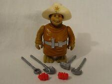 Bravestarr - Vintage - Deputy Fuzz avec Accessoires