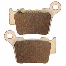 REAR BRAKE PADS FITS KTM 300 EXC300 XC300 XC-W300 2004-2013 SINTERED PADS