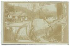 BRISTOL - FRENCHAY 1905 Multi-View R.P. Postcard