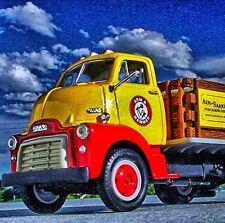 VR / ARM & HAMMER 1952 GMC Stake Truck -  First Gear