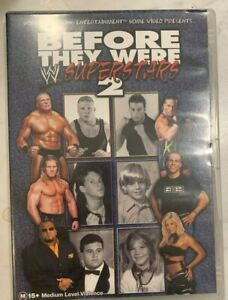 Before They Were Superstars 2  - WWE Wrestling DVD