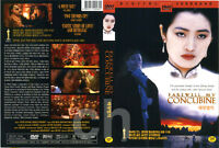 Farewell My Concubine (1993) - Kaige Chen, Leslie Cheung  DVD NEW