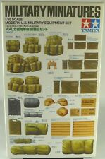 Tamiya 1/35 scale US Modern Infantry Equipment BRAND NEW 266