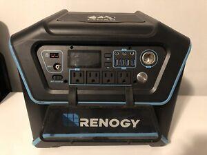 Renogy Lycan Powerbox-Portable Outdoor 1075WH Solar Power Generator Outdoor