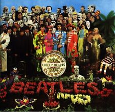 The Beatles Sgt Pepper Music Album Cover Iron On T-Shirt Transfer A5