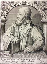 Pierre de La Ramée 1572 Theodore DE BRY Saint-Barthélemy XVIe protestant
