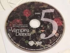 Vampire Diaries Second Season 2 Disc 5 DVD Disc Only 44-145