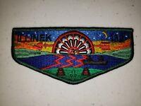 Boy Scout OA Lodge 132 Illinek Vigil Flap With Moon