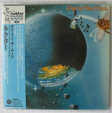 NEKTAR - Man In The Moon JAPAN LIMITED EDITION MINI LP CD NEU! IECP-10059