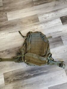 Condor 3 Day Assault Pack Tactical Molle Backpack OD Green 125-002