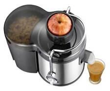 Entsafter Melissa 16230040 Saftpresse 400 Watt Fruchtpresse Obstsäfte Juicer