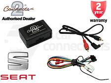 Honda Todos Los Modelos SAT NAV CD Radio Estéreo Aux IN Adaptador De Interfaz CTVHOX 002