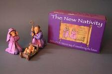 RON ENGLISH THE NEW NATIVITY SCENE HOLIDAY DESIGNER VINYL FIGURE FROM POPAGANDA