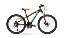 "Haibike Rookie 4.30 24"" Kinderrad Jugendrad 24-G schwarz orange 