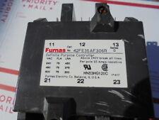 FURNAS 42FE35AF306R DEFINITE PURPOSE CONTROLLER 600 V MOTOR CONTATOR 120 COIL