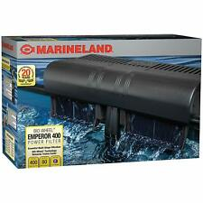 Aquarium Fish Tank Filter Marineland Emperor 400 Power 80 Gallons Bio Wheel New