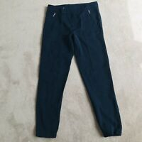 Vince Womens Navy Blue Career Pants, Size 4