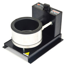 Lead Casting Furnace Pewter Melting Pot Heat Control Stove Melt Smelting, New