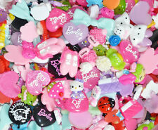 10pcs Wholesale Mixed Lot Assorted sizes and styles random Resin Cabochons
