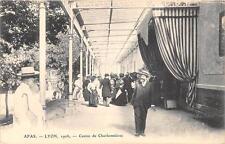 CPA 69 LYON AFAS 1906 CASINO DE CHARBONNIERES ANTHROPOLOGIE