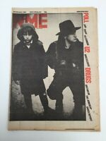 NME New Musical Express 26th Feb 1983 U2 Interview War and Peace - Adverts Gigs