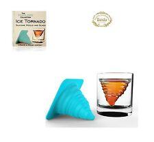 La Mixología: Ice tornado: para crear para utilizar la aspiradora vidrio un