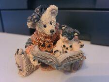 Boyd's Bears Agatha & Shelly Scardy Cat 2246 7E 1167 Ghost Tales Halloween Fall