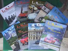 LA MANOVELLA (2013) Lotto 9 Riviste 2 3 5 6 7 8 9 10 11 ANNATA QS CPL Magazine