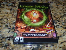 Green Moon (PC) Game Windows (PC, New)