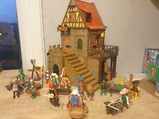 Playmobil 3447 Klicky Ritter Knight Vintage Rathaus