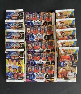 Topps Match Attax 2020/21 15 Pack Bundle - Brand New