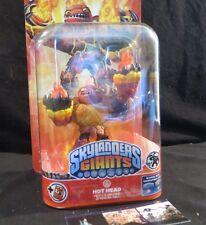 Skylanders Giants Hot Head action figure video game accessories single pack