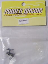 Power Racing #X810991 QUICK CHANGE SPRINGS (4):FIT POWER RACING XR-8 & XR-80