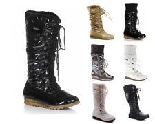 Damen Thermo Winterstiefel Winterschuh Outdoor Boots Stiefel Stiefelette NEU 267