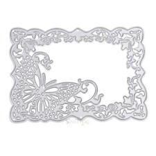 Frame Steel Cutting Dies Stencil For DIY Scrapbook Paper Card S1#