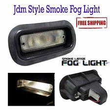 Honda JDM Style Civic Acura SMOKE Rear Bumper Red Fog Brake Light Lamp EK9 EG6