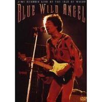 JIMI HENDRIX - BLUE WILD ANGEL:JIMI HENDRIX LIVE... DVD