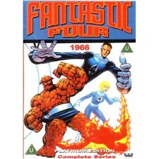 1966 Fantastic Four Complete Cartoon Series 2 DVD Set. FREE SHIPPING