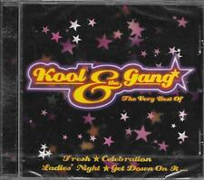 CD 13T KOOL & THE GANG THE VERY BEST OF 2001 PROJETS SPÉCIAUX FRANCE NEUF SCELL