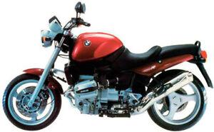 BMW R1100 R ABS 1992-2002 FRONT &  REAR STAINLESS  BRAKE LINE KIT DOT TUV R 1100