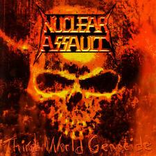 NUCLEAR ASSAULT - Third World Genocide - CD - Neu / OVP - Thrash Metal
