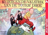 Jeu Tintin  Kuifje En De Valstrik Van De Totem Dhor ( Néerlandais )