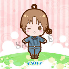 Hetalia Axis Powers Italy Rubber Phone Strap Vol. 1 Rerelease