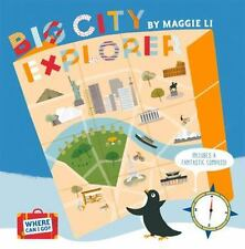 Where Can I Go? Amazing Cities : Amazing World City Maps and Facts by Maggie...