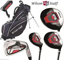 Wilson Men's Right-Handed Full Set Golf Clubs