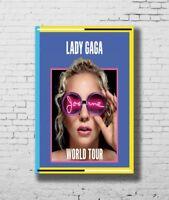24x36 14x21 40 Poster Lady Gaga Joanne World Tour 2017 Music Art Hot P-3227