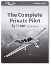 ASA The Complete Private Pilot Syllabus | ASA-PPT-S4 | Private Pilot Books