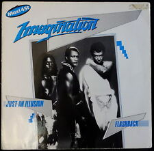*** MAXI 45T / IMAGINATION - JUST AN ILLUSION */CLEMENCE MELODY/ ALLEMAGNE***
